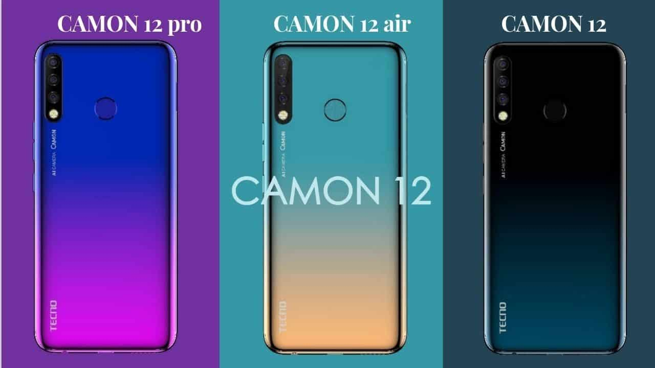 Nigeria: How Much Is Tecno Camon 12 in Nigeria | BFWF